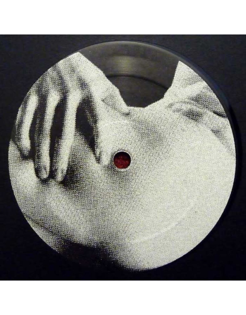 """Jam City – How We Relate To The Body 12"""" (2012)"""
