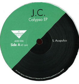 "HS J.C, – Calypso EP (KEITH WORTHY REMIX) 12"" (2014)"