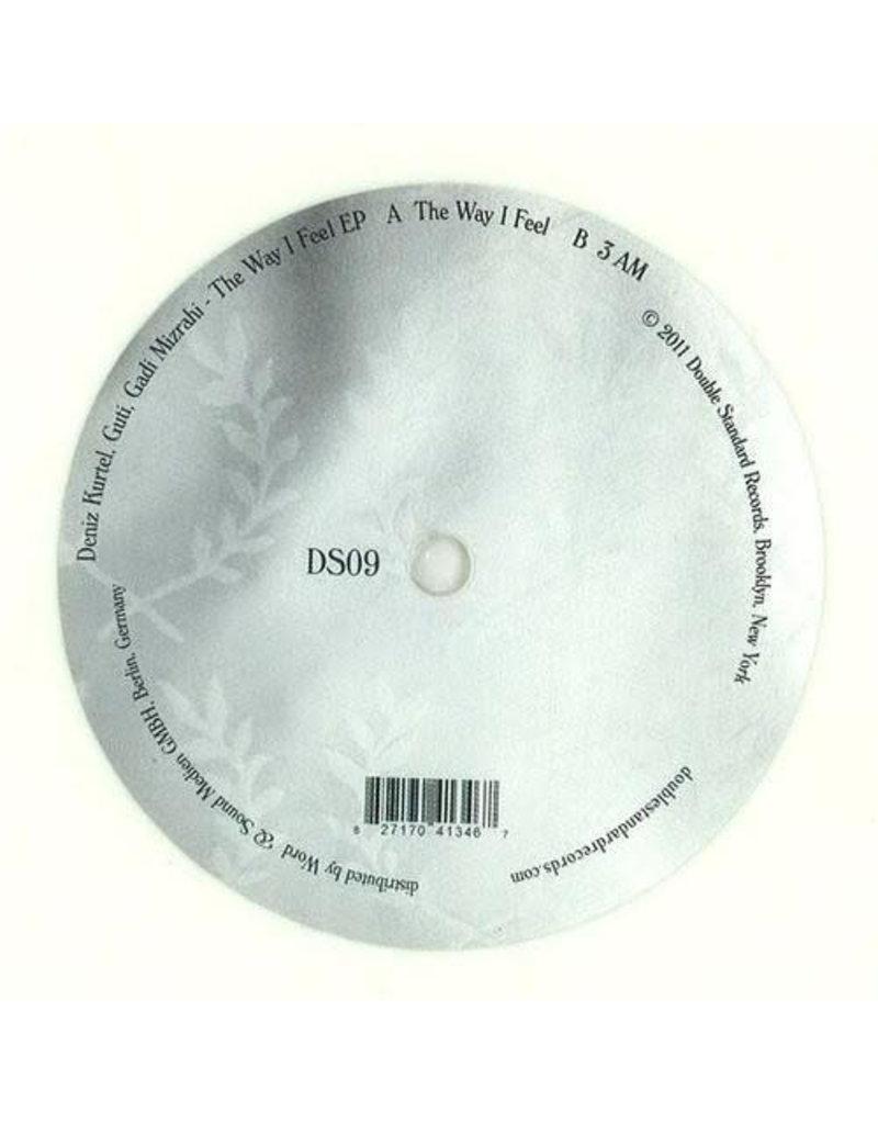 "HS Deniz Kurtel / Guti / Gadi Mizrahi – The Way I Feel EP 10"" (2011)"