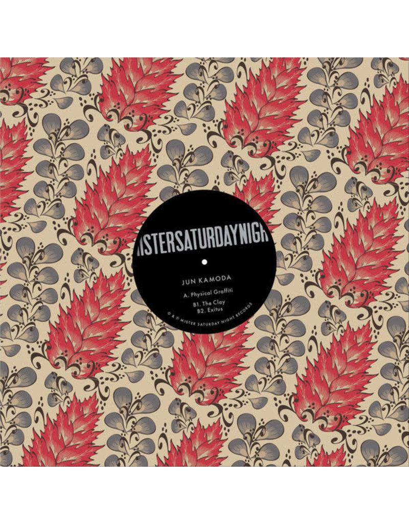 "HS Jun Kamoda – The Clay EP 12"" (2016)"