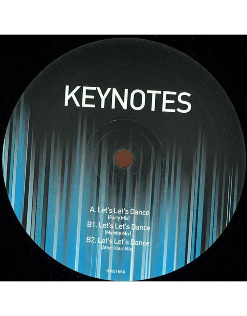 """HS Keynotes – Let's Let's Let's Dance 12"""" (2014 Reissue)"""