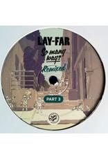 """HS Lay-far – So Many Ways Remixed Part 3 12"""" (2015)"""