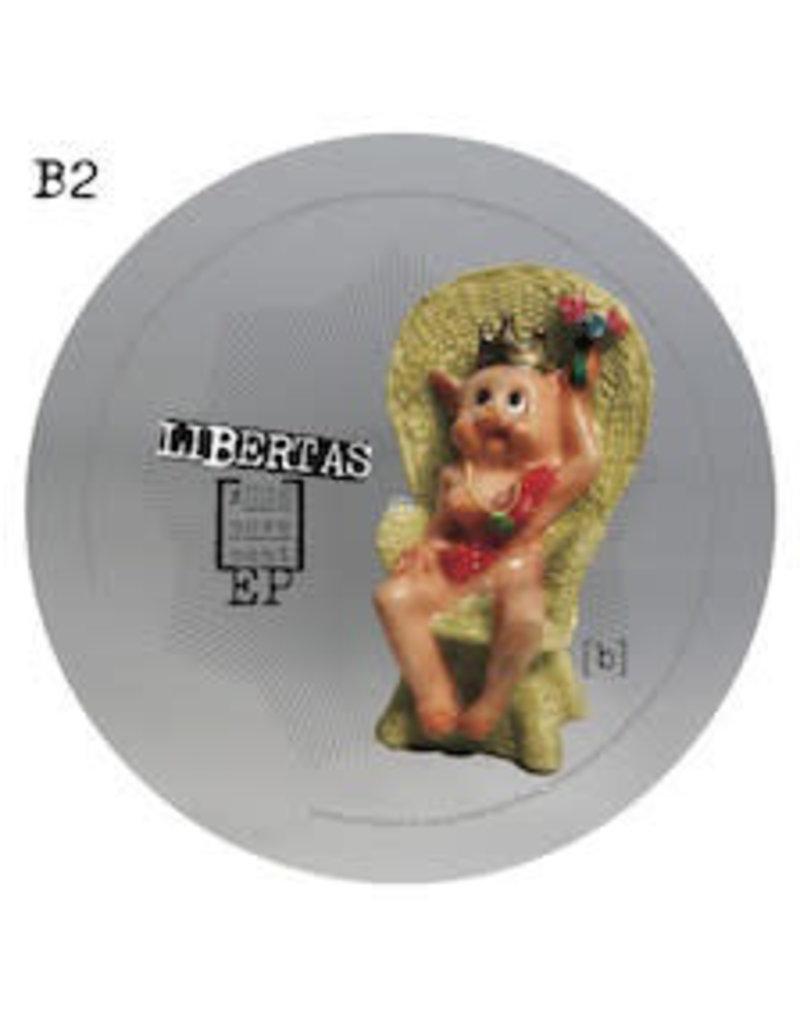 "HS LIBERTAS – USE Movement EP 12"" (2015)"