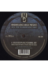 """HS Mindinfluence Music – Music From The Mindinfluence Family 12"""" (2016)"""