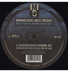 "HS Mindinfluence Music ‎– Music From The Mindinfluence Family 12"" (2016)"