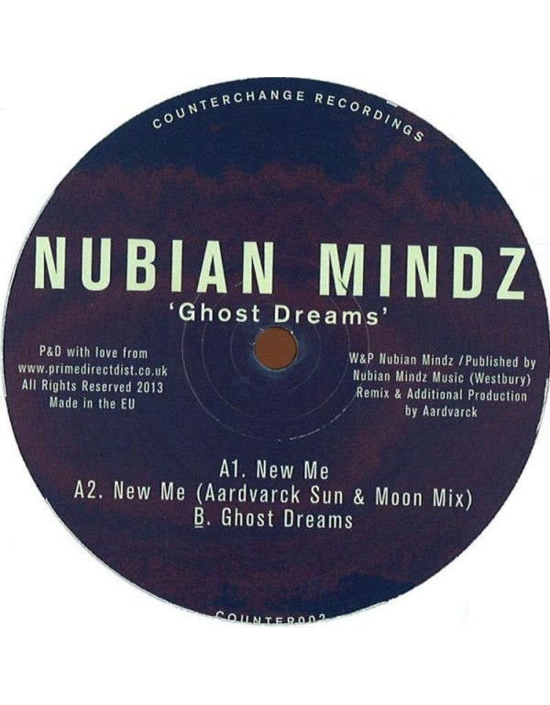 "HS Nubian Mindz – Ghost Dreams 12"" (2013)"