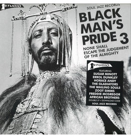 RG Various – Black Man's Pride 3 (None Shall Escape The Judgement Of The Almighty) 2LP (2019) Compilation