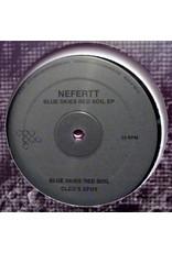 """HS NeferTT – Blue Skies Red Soil EP 12"""" (2012)"""
