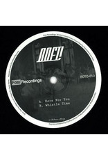 """HS OOFT! – Here For You / Whistle Time 10"""" (2014)"""