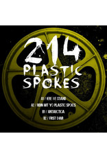 """HS 214 – Plastic Spokes 12"""" (2012)"""