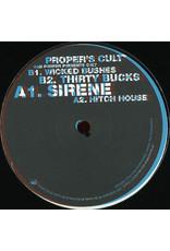 """HS San Proper – The Culture EP 12"""" (2014)"""