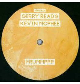 """HS Gerry Read & Kevin McPhee – FRUMMPPP 12"""" (2015)"""