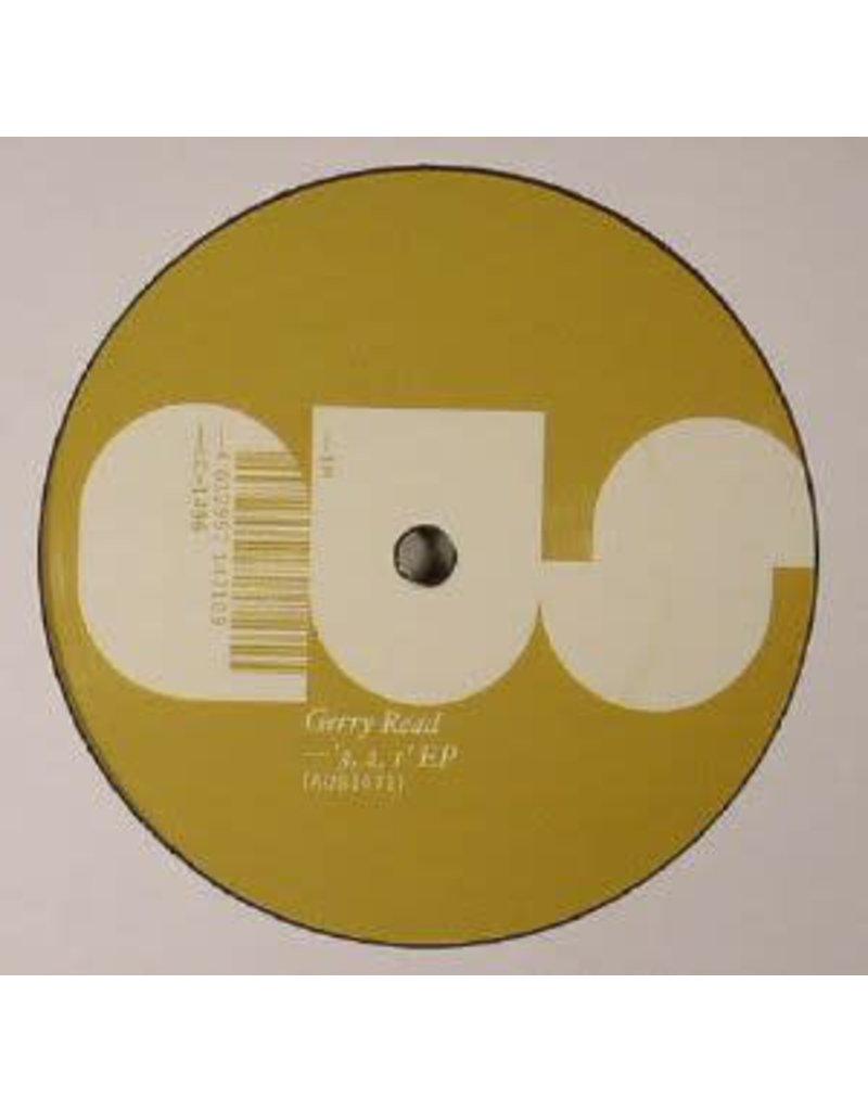 "HS Gerry Read – ""3, 2, 1"" EP 12"" (2014)"