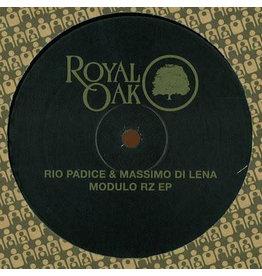 HS Rio Padice & Massimo Di Lena – Modulo Rz EP (2013)