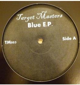 "HS Joe Lewis - Blue E.P. (Target Masters)EP 12"" (2016)"