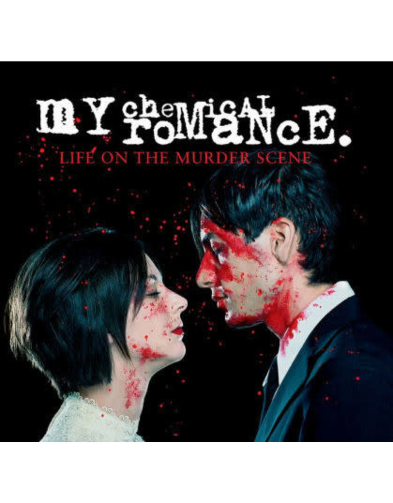 My Chemical Romance ‎– Life On The Murder Scene LP (2021 Reissue)