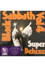 Black Sabbath – Black Sabbath Vol. 4 Super Deluxe 5LP BOX SET (2021)