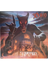 Dio  – Holy Diver Live 3LP (2021 Reissue), Limited Edition, Lenticular 3D, 180g