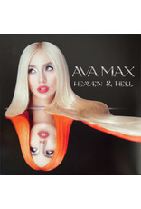Ava Max – Heaven & Hell LP (2020), Limited Edition, Blue [Transparent Curacao]