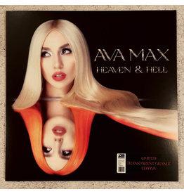 Ava Max – Heaven & Hell LP (2020), Limited Edition, Orange, Transparent