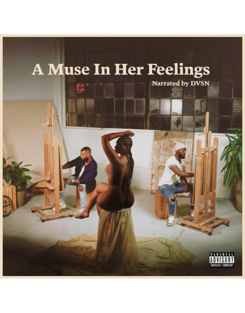 dvsn – A Muse In Her Feelings 2LP (2021)