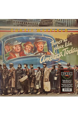 Curtis Mayfield – (There's No Place Like) America Today LP (2021 Reissue), Limited Edition, Turquoise