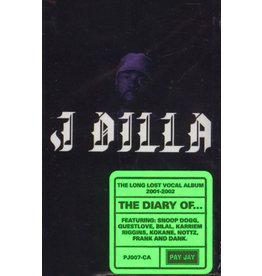 HH J DILLA - THE DIARY CASSETTE