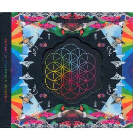 RK Coldplay – A Head Full Of Dreams CD