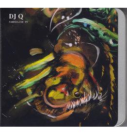 EL DJ Q - FABRICLIVE 99 CD
