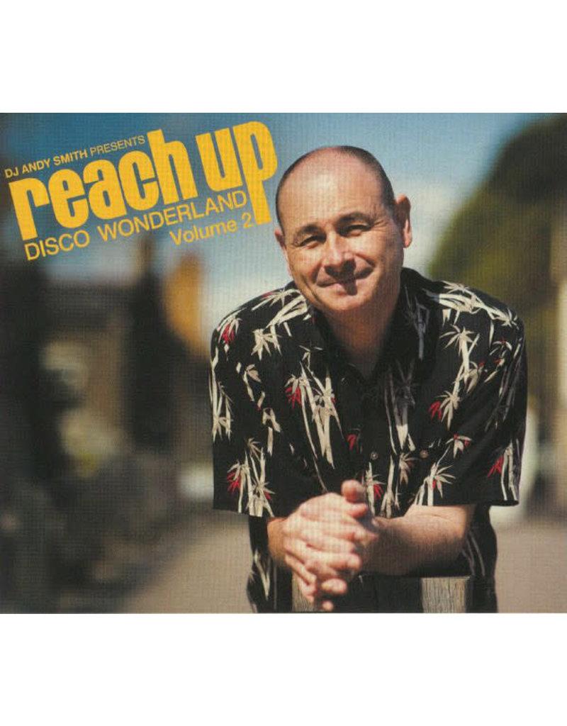 DJ Andy Smith – Reach Up (Disco Wonderland) - Volume 2 2CD