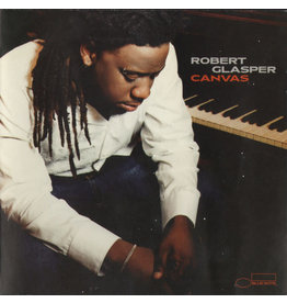 JZ Robert Glasper ‎– Canvas (CD)