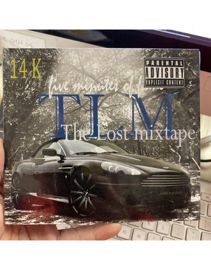 14K - The Lost Mixtape CD