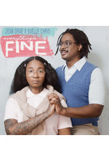 HH Jean Grae x Quelle Chris ‎– Everything's Fine CD (2018)