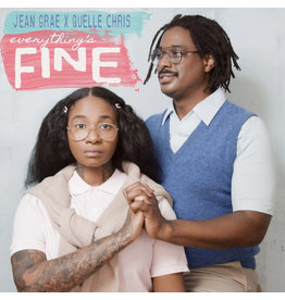 HH Jean Grae x Quelle Chris – Everything's Fine CD (2018)