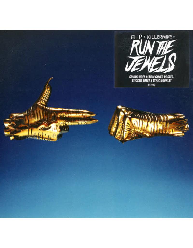 HH Run The Jewels – Run The Jewels 3 CD (2017)