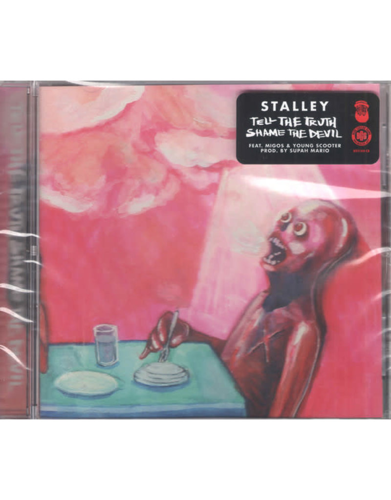 HH Stalley – Tell The Truth Shame The Devil CD