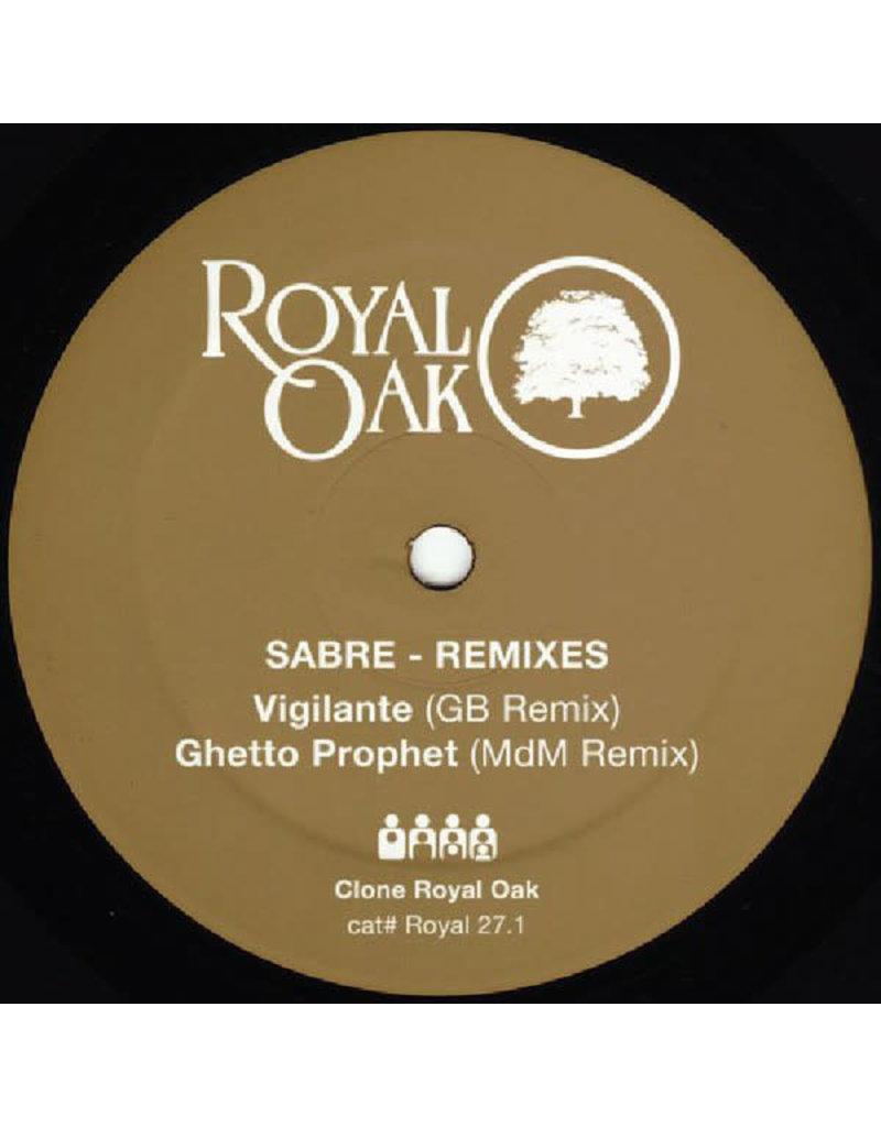 """HS Sabre - Remixes 12"""" (2016)"""