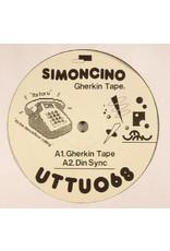"HS Simoncino – Gherkin Tape 12"" (2016)"