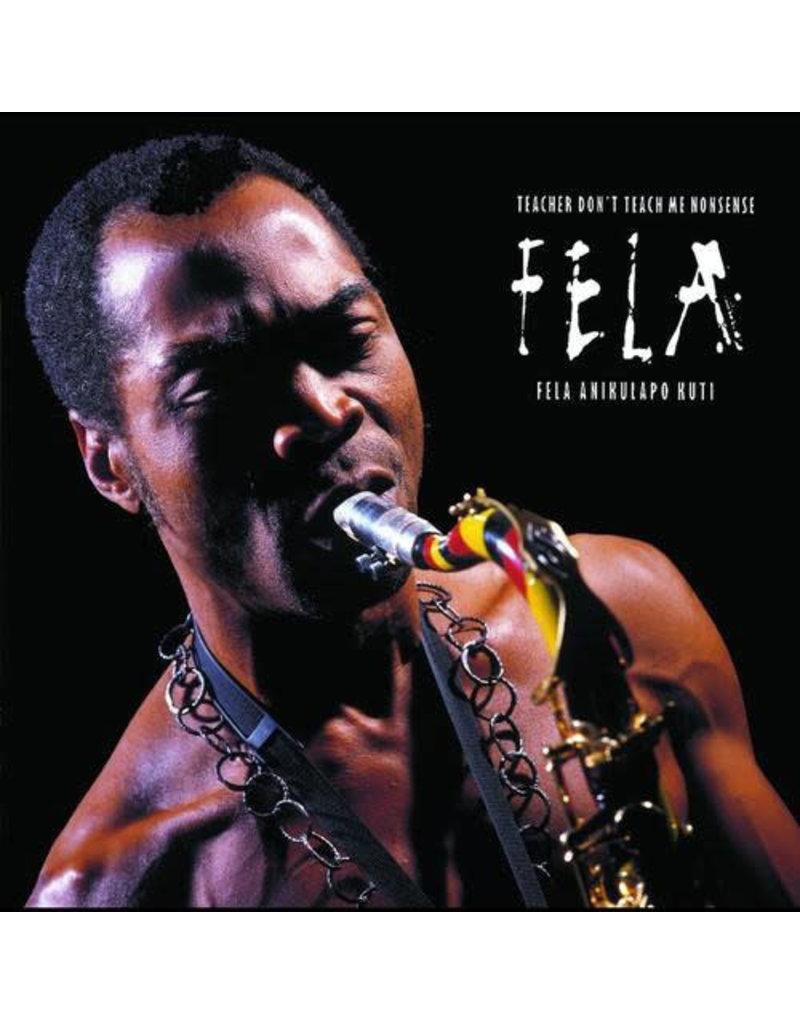 AF Fela Anikulapo Kuti – Teacher Don't Teach Me Nonsense LP (2014 Reissue)