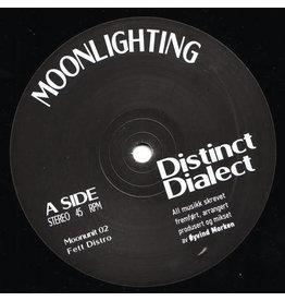 "HS Oyvind Morken ""Distinct Dialect / Imaginary Dancer"" 12"""