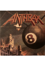 Anthrax – Volume 8 - The Threat Is Real 2LP (2021 Reissue)
