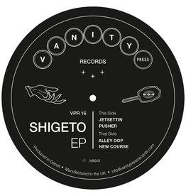 """Shigeto – Shigeto EP 12"""" (2019)"""