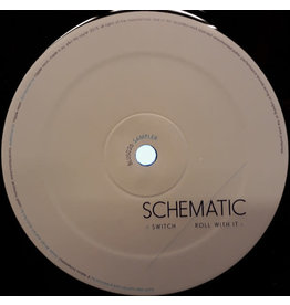 "DB Schematic ‎– Switch/Roll With It 12"" (2015)"