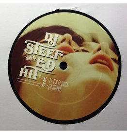 "DE DJ Steef ‎– Edits Vol. 4 12"" (2013)"