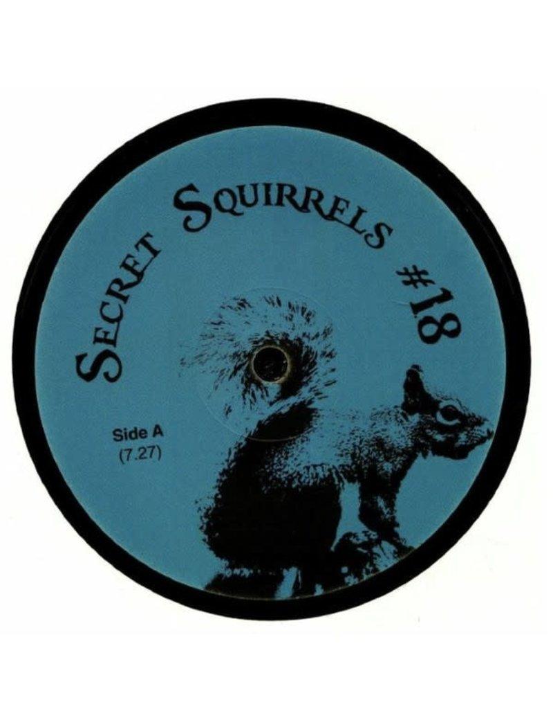 "DE Secret Squirrel – Secret Squirrels #18 12"" (2018)"