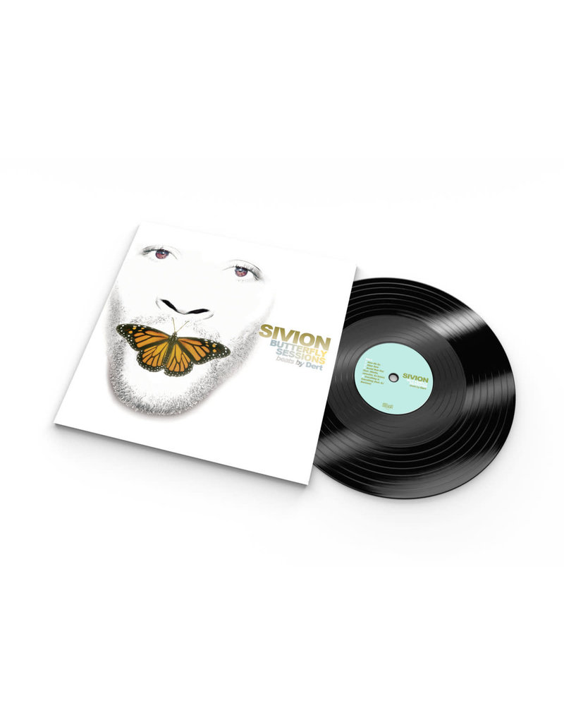 Sivion & DertBeats -  Butterfly Sessions (10 Year Edition) LP, Limited 250