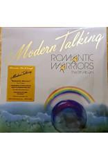 Modern Talking - Romantic Warriors - The 5th Album LP (2021 Reissue),, Transparent Blue Vinyl, Numbered, Music On Vinyl
