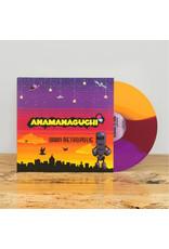Anamanaguchi - Dawn Metropolis LP (2020 Reissue), Orange/Maroon/Purple Split [Sunset Hues]