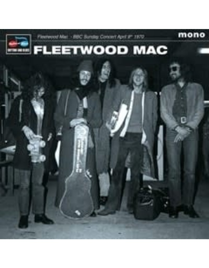 Fleetwood Mac - BBC Sunday Concert 1970 LP (2021)