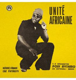T. P. Orchestre Poly Rythmo De Cotonou - Benin - Melome Clement Chef D'Orchestre LP (2021 Reissue)